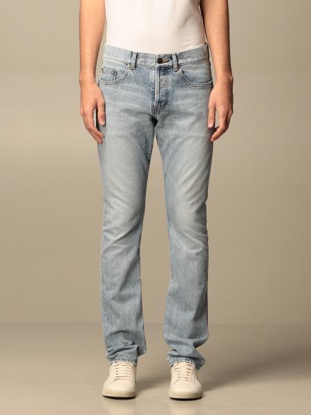 Saint Laurent: Jeans homme Saint Laurent