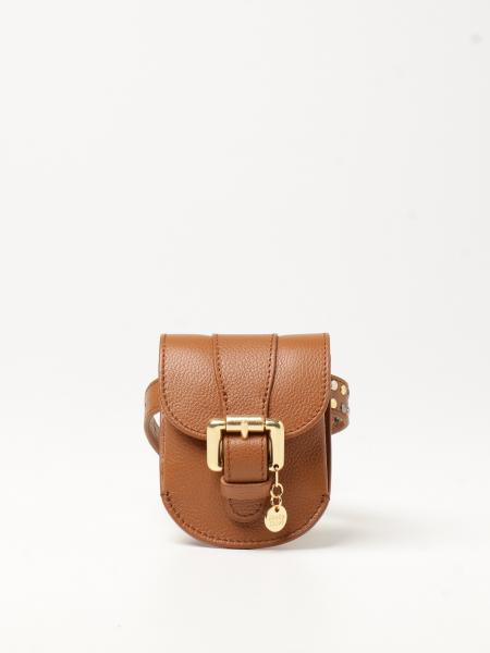 See By Chloé: Marsupio See By Chloé in pelle