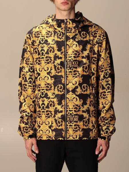 Giacca con zip Versace Jeans Couture reversibile
