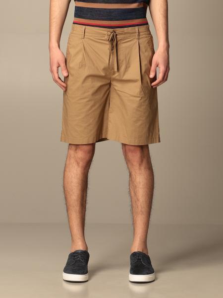 Shorts herren Daniele Alessandrini