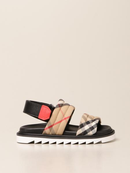 Zapatos niños Burberry