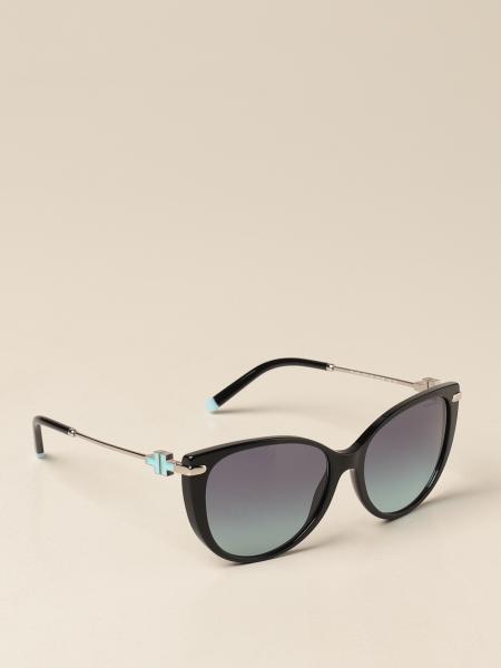 Tiffany: Occhiali da sole Tiffany in acetato con logo