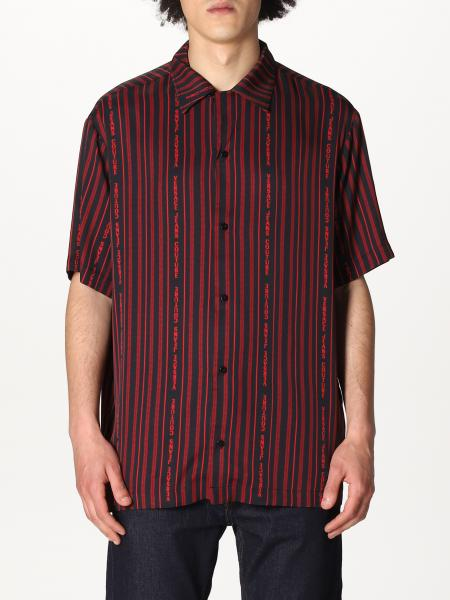 Versace Jeans Couture striped shirt