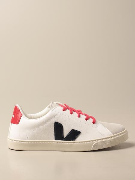 Veja: Sneakers Veja in pelle e camoscio