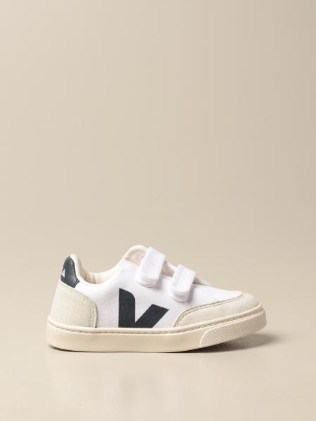 Veja: Sneakers Veja in tela e camoscio