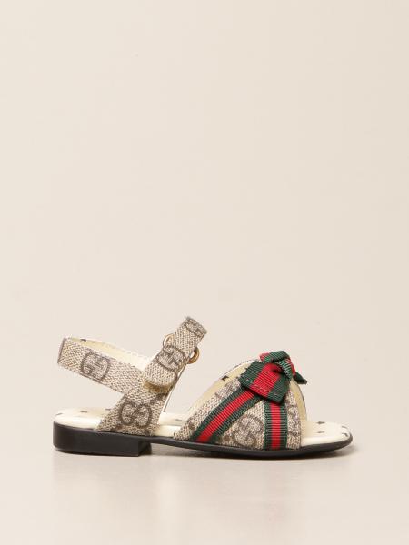 Zapatos niños Gucci