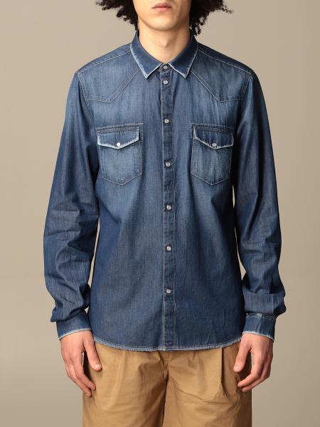 Camicia di jeans Daniele Alessandrini