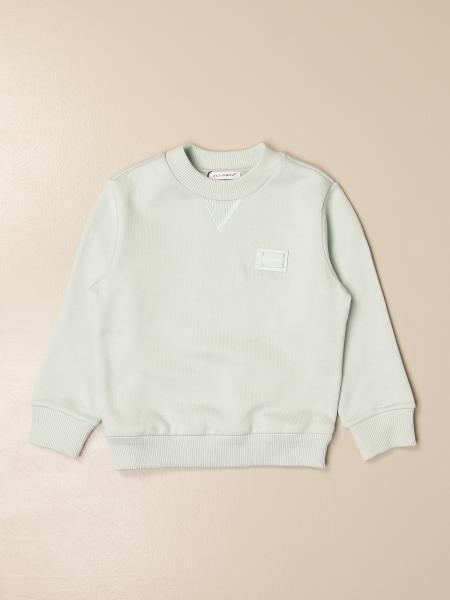 Dolce & Gabbana crewneck sweatshirt with logo