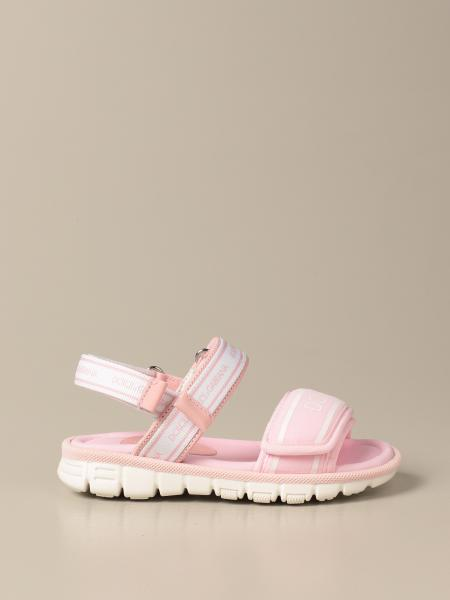 Dolce & Gabbana sandals with logo