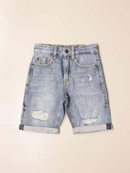 Pantaloncino di jeans Calvin Klein