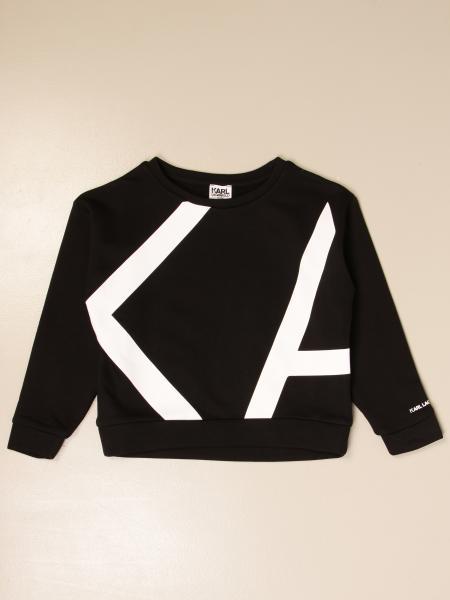 Karl Lagerfeld: Jersey niños Karl Lagerfeld Kids