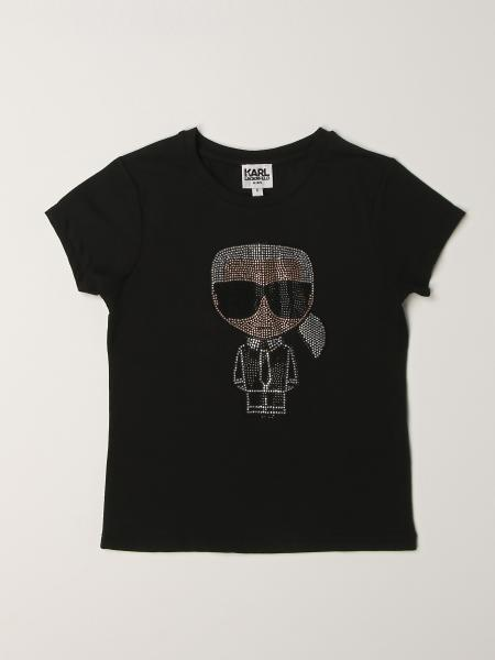 Karl Lagerfeld: Camisetas niños Karl Lagerfeld Kids