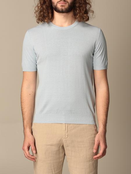 Altea: Maglia Altea in lino e cotone