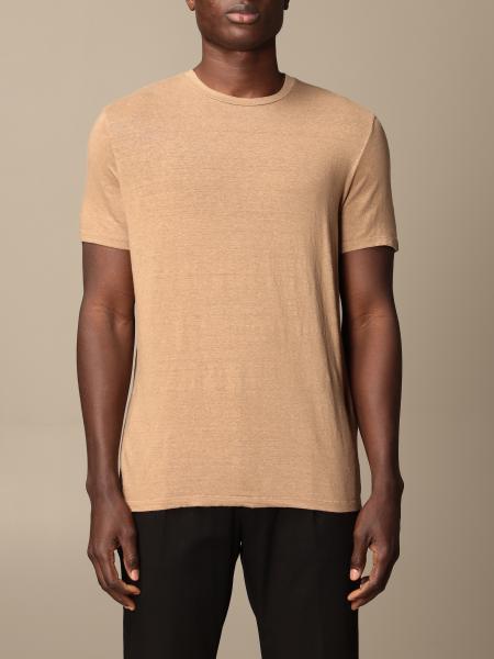Altea: T-shirt basic Altea in lino