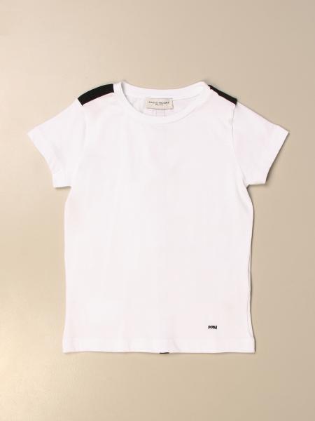 Paolo Pecora: Paolo Pecora cotton t-shirt with logo