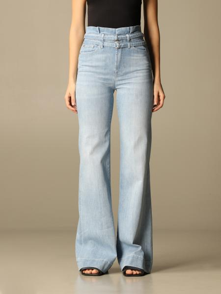 7 For All Mankind: Jeans femme 7 For All Mankind