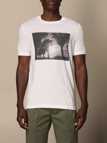 Altea: T-shirt Altea in cotone con stampa