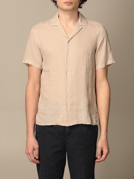 Altea: Camicia basic Altea in lino