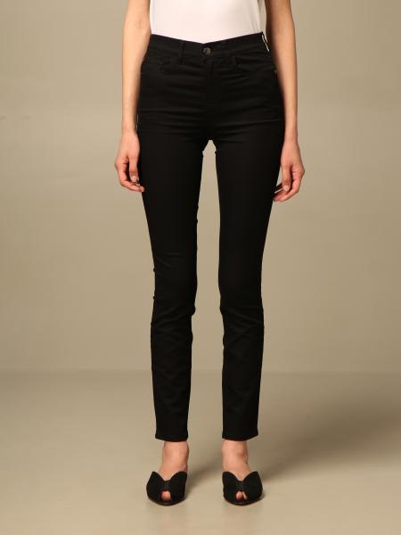 Emporio Armani women: Emporio Armani slim fit 5-pocket jeans
