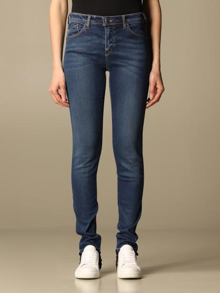 Emporio Armani women: Emporio Armani 5-pocket jeans
