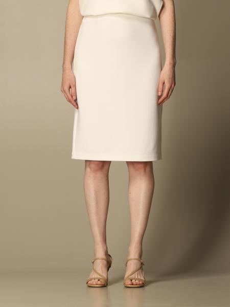 Emporio Armani women: Emporio Armani short skirt