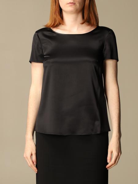 Emporio Armani women: Emporio Armani silk sweater