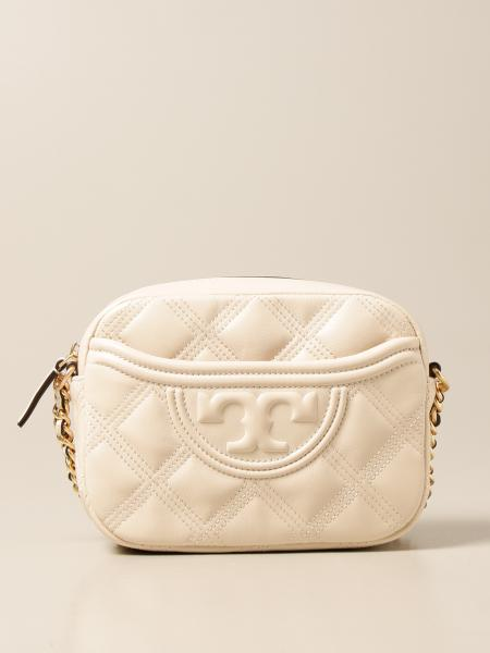 Tory Burch: Feming Tory Burch bag in quilted leather