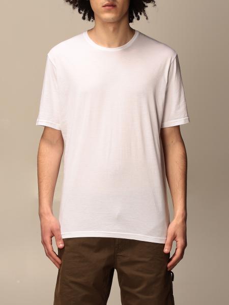 Aspesi basic cotton T-shirt