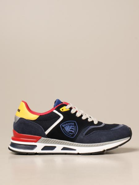 Trainers men Blauer