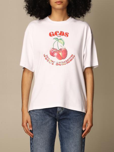 T-shirt femme Gcds