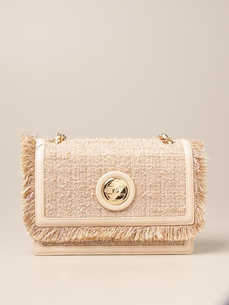 Elisabetta Franchi women: Elisabetta Franchi tweed bag