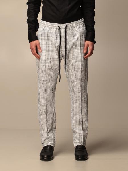 Emporio Armani: Pants men Emporio Armani