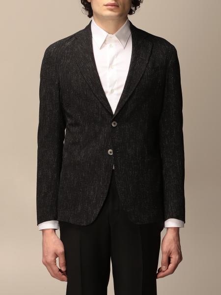 Emporio Armani: Emporio Armani single-breasted jacket