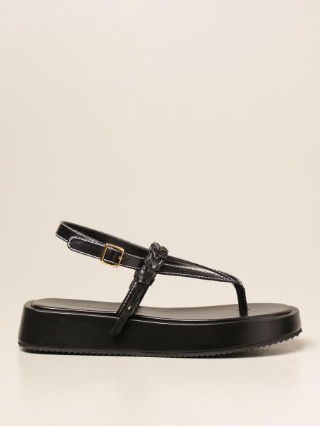 Flache sandalen damen Jw Anderson