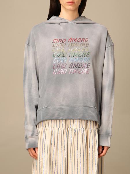 Sweatshirt damen Giada Benincasa