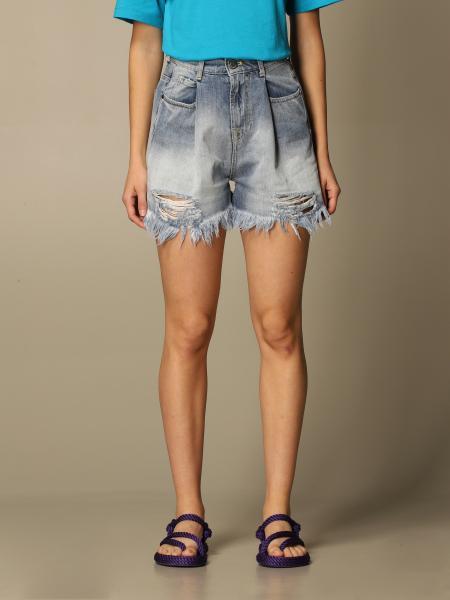Pantalones cortos mujer GaËlle Paris