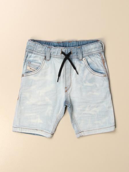 Pantaloncino di jeans Diesel jogging