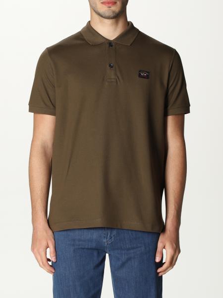 Paul & Shark basic polo shirt in cotton