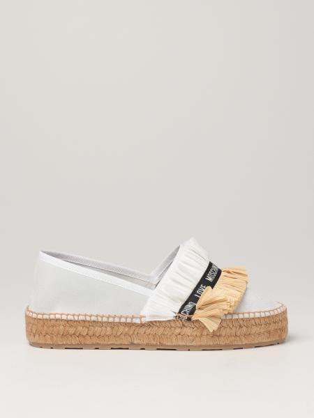 Schuhe damen Love Moschino