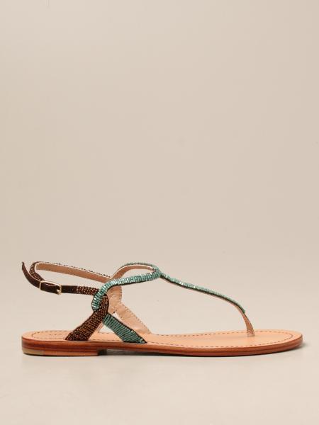 Schuhe damen Maliparmi