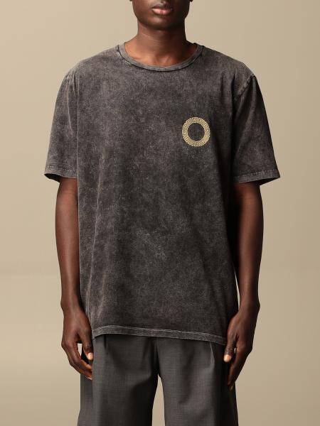 T-shirt Danilo Paura con logo posteriore