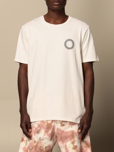 T-shirt Danilo Paura in cotone con logo