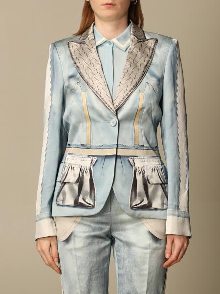Moschino Couture jacket in satin