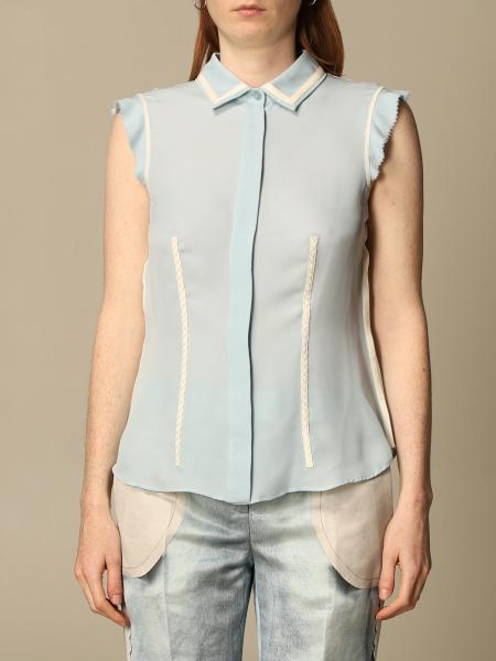 Рубашка Женское Moschino Couture