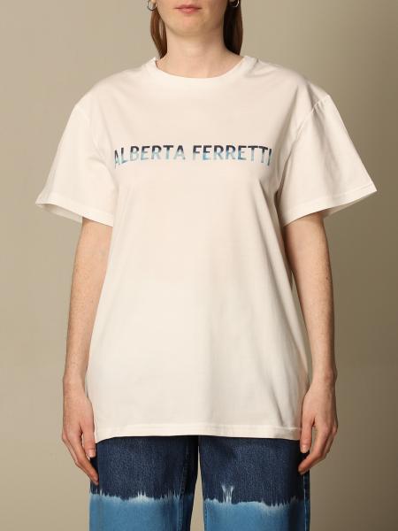 Alberta Ferretti: T恤 女士 Alberta Ferretti