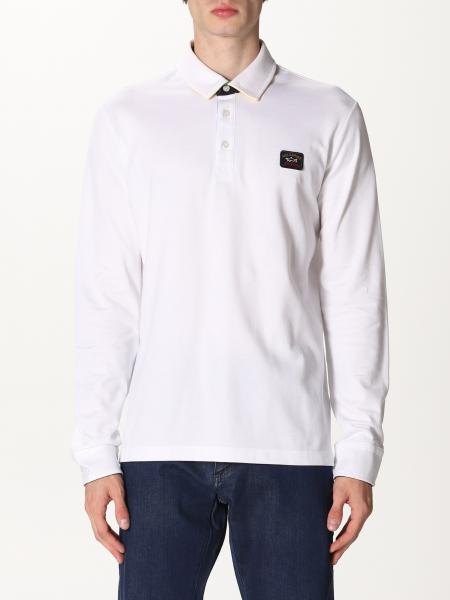 Polo shirt men Paul & Shark