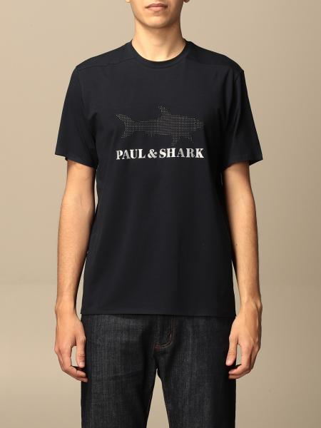 T-shirt men Paul & Shark
