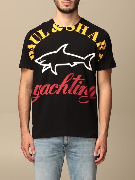 T-shirt Paul & Shark con big stampa