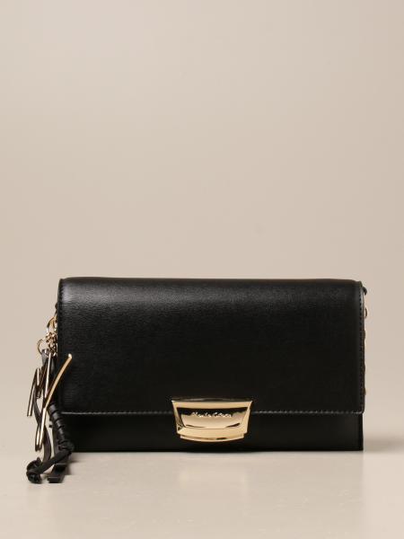 Manila Grace women: Manila Grace crossbody bag in synthetic leather