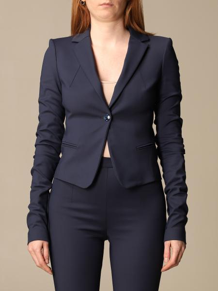 Patrizia Pepe: Patrizia Pepe single-breasted jacket